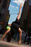 New York City Dance As Art Photography Project featuring ballerina Sabrina Imamura
