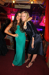 Left to right, ELIZABETH SALTZMAN and Actress UMA THURMAN  at the NSPCC's Dream Auction held at The Royal Albert Hall, London on 9th May 2006.<br /><br />NON EXCLUSIVE - WORLD RIGHTS
