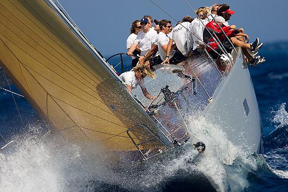 08_023611 © Sander van der Borch. Porto Cervo,  2 September 2008. Maxi Yacht Rolex Cup 2008  (1/ 6 September 2008). Day 3.