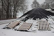 Bietenopslag - Beet storage