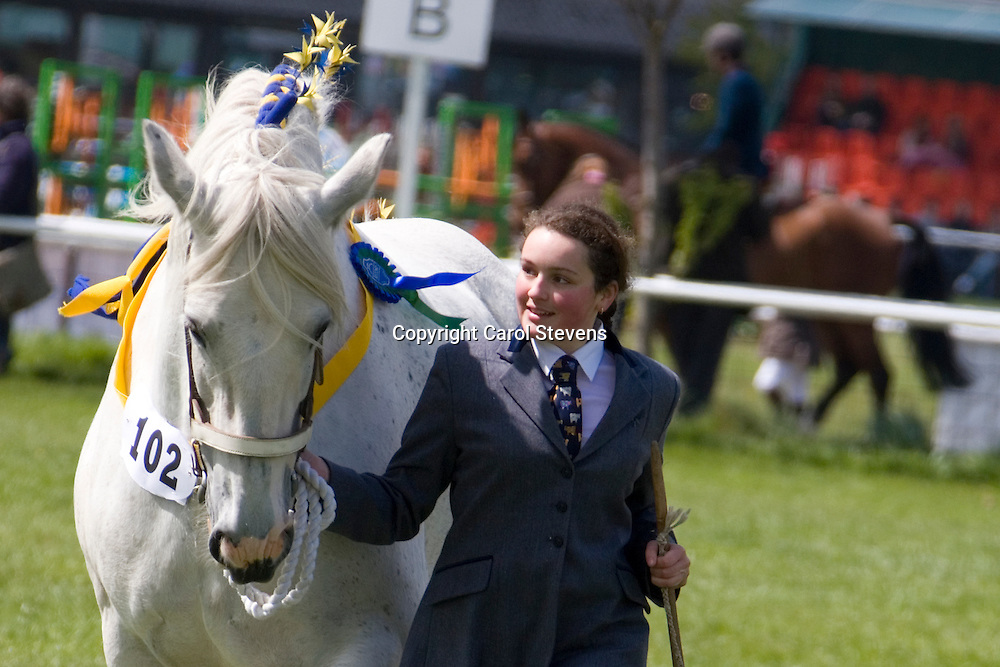 Newark and Notts Show 2010<br /> Lucy Flintham