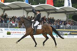 PANTZAR Christina, Freestyle 35<br /> Lingen Dressurfestival - 2011<br /> Prix St George<br /> © www.sportfotos-lafrentz.de/Stefan Lafrentz