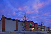 Sage Creek Mall, Raymond S.C. Wan, Architect, Winnipeg, Manitoba, Canada