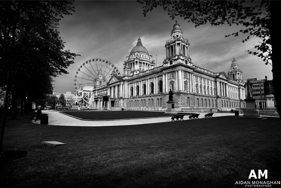 Belfast City Hall<br />