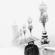 Paris, France. 8 Decembre 2010<br /> Pont Alexandre III<br /> <br /> Paris, France. December 8th 2010<br /> Pont Alexandre III