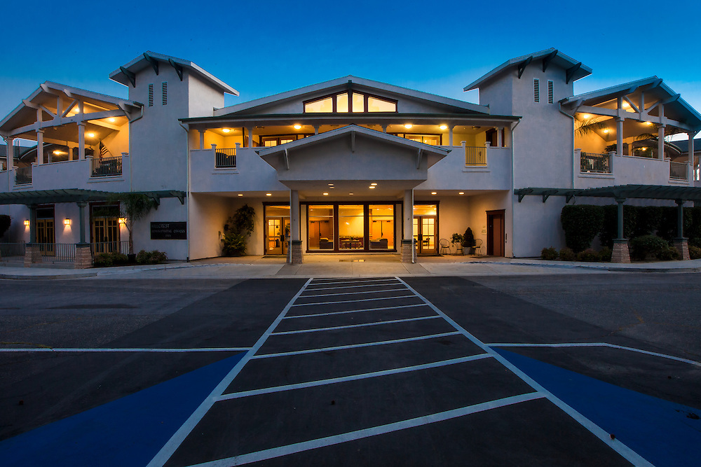 Meetinghouse at Hillcrest Retirement in La Verne, CA
