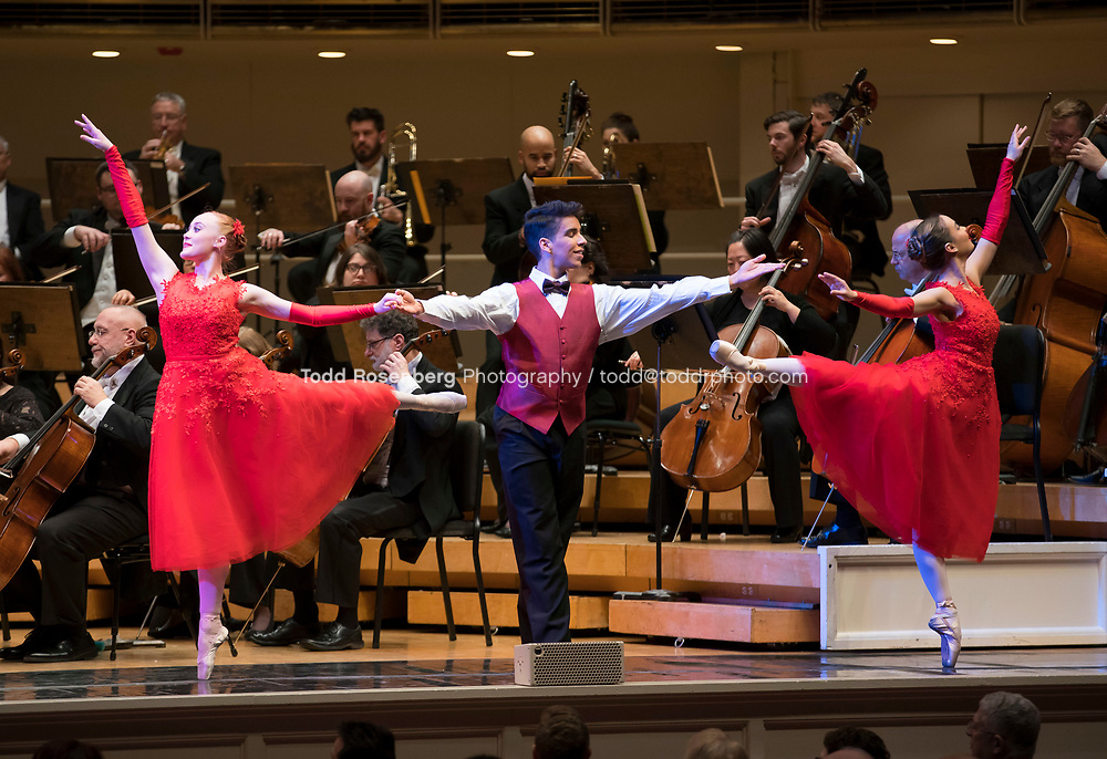 12/30/17 2:46:35 PM -- Chicago, IL, USA<br /> Attila Glatz Concert Productions' &quot;A Salute to Vienna&quot; at Orchestra Hall in Symphony Center. Featuring the Chicago Philharmonic <br /> <br /> &copy; Todd Rosenberg Photography 2017