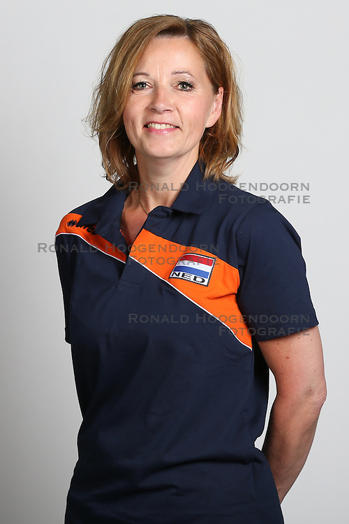 20160516 NED: Selectie Nederlands volleybal team mannen, Arnhem<br />Willeke Heijndijk