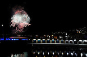 20150320 ICC Cricket World Cup - Fireworks