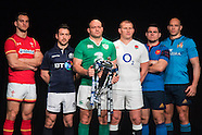 6 Nations Media Launch 270116