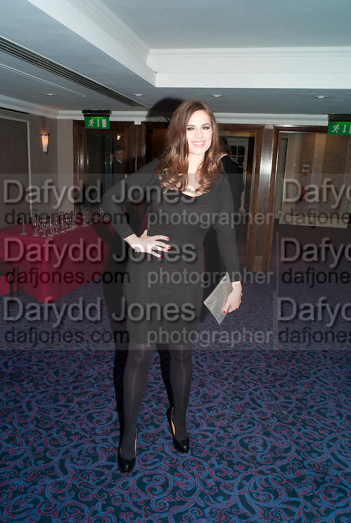 HAYLEY ATWELL, The Laurence Olivier Awards,The Grosvenor House Hotel, Park Lane. London.   21 March  2010