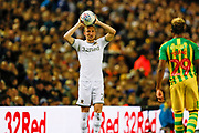Leeds United defender Luke Ayling (2)  during the EFL Sky Bet Championship match between Leeds United and West Bromwich Albion at Elland Road, Leeds, England on 1 October 2019.