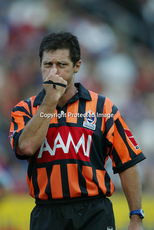 23rd March, 2003. NRL, Round 2. Ericsson Stadium, Auckland, New Zealand. New Zealand Warriors v Bulldogs.<br />