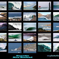 Collages surfing
