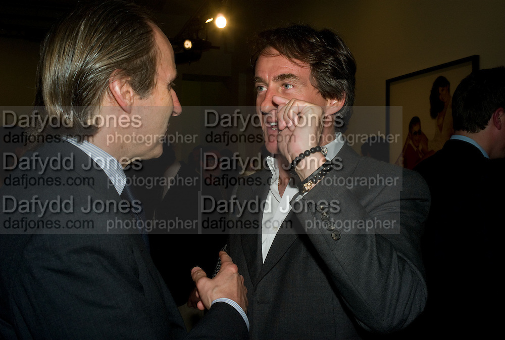 SIMON DE PURY; TIM JEFFERIES, Mario Testino: Obsessed by You -  private view<br />