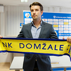 20130821: SLO, Football - New head coach of NK Domzale