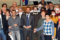 20130325 PROTESTA CONSIGLIO COMUNALE IMBAVAGLIATI CONTRO IMU