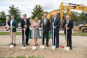 Sook Academic Center Groundbreaking