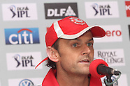 IPL 2012 Kings XI Punjab Training Jaipur 5 April
