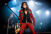 Alice Cooper at Woodlands and BMC Houston, TX