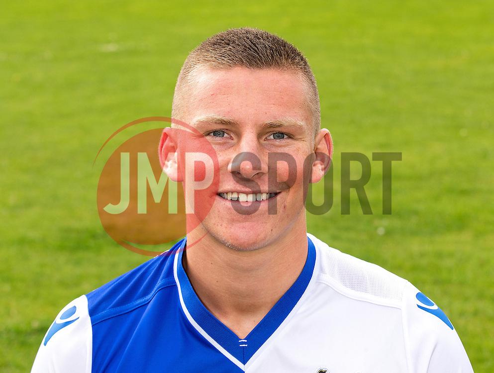 Alfie Kilgour of Bristol Rovers - Mandatory by-line: Robbie Stephenson/JMP - 04/08/2016 - FOOTBALL - The Lawns Training Ground - Bristol, England - Bristol Rovers Head Shots