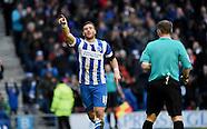 Brighton & Hove Albion v Bolton Wanderers 13/02/2016