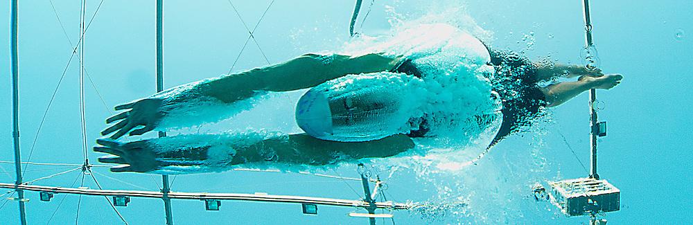 Roma - Italy - 17/19 June 2011.swimming - nuoto. 48 trofeo Internazionali d'Italia .SetteColli 2011 .day 03 - finals - finali...Photo by GScala/Deepbluemedia.euRoma - Italy - 17/19 June 2011.swimming - nuoto. 48 trofeo Internazionali d'Italia .SetteColli 2011 .day 03 - finals - finali.Federica Pellegrini - ITA.200 Free W.ripresa subaquea..Photo by GScala/Deepbluemedia.eu