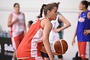 Lorela Cubaj<br /> Nazionale Italiana Femminile Senior - Allenamento<br /> FIP 2018<br /> Treviso, 13/08//2018<br /> Foto GiulioCiamillo / Ciamillo-Castoria