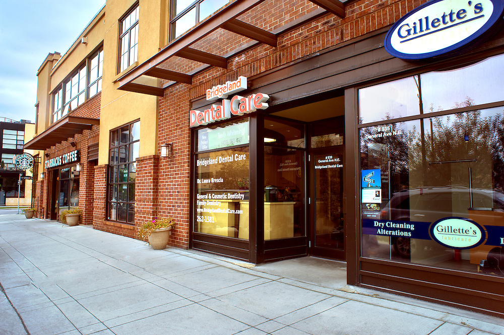 Bridgeland Dental office, 2010, General Avenue, Bridgeland, Calgary, Alberta