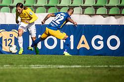 Besart Abdurahimi of Bravo during football match between NK Bravo and NK Celje in 13th Round of Prva liga Telekom Slovenije 2019/20, on October 5, 2019 in ZAK stadium, Ljubljana, Slovenia. Photo by Vid Ponikvar / Sportida