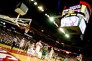 University of Wisconsin basketball at the Kohl Center in Madison, Wisconsin.