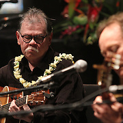 Slack Key Festival 2012. Charlie Recaido and Charles Brotman.
