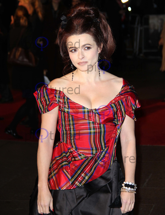 Helena Bonham Carter The King's Speech Premiere BFI London Film Festival, Odeon Cinema, Leicester Square, London, UK, 21 October 2010: For piQtured Sales contact: Ian@Piqtured.com +44(0)791 626 2580 (picture by Richard Goldschmidt)