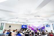 Horacio Rozanski of Booz Allen Hamilton moderates the Panel: The Power and Importance of Failure at the 2015 Aspen Ideas Festival in Aspen, CO. ©Brett Wilhelm