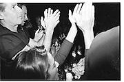 Calvin Klein, Charity Benefit, New York, 1992© Copyright Photograph by Dafydd Jones 66 Stockwell Park Rd. London SW9 0DA Tel 020 7733 0108 www.dafjones.com