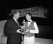 Cocktail Shaking Competition.12/10/1971