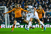 Leeds United defender Luke Ayling (2) during the EFL Sky Bet Championship match between Leeds United and Hull City at Elland Road, Leeds, England on 10 December 2019.