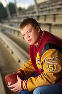 Senior Portrait Photography with Daniel