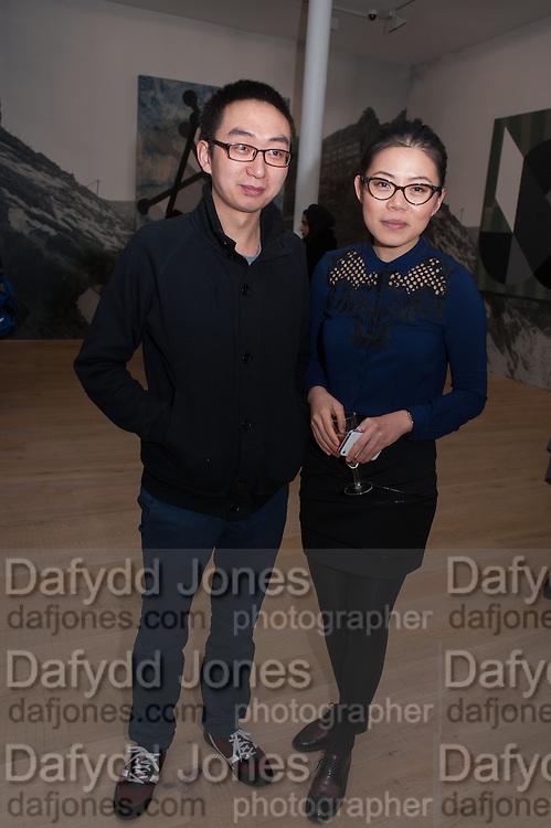 ZHAO YAO; DI LUO, Zhao Yao, Spirit Above All. Pace Soho, Lexington St. London. 11 February 2013