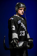 PRICE CHAMBERS / NEWS&amp;GUIDE<br /> Matt Reed traveled up and down the U.S. and Canadian Rocky Mountains chasing his hockey dream for the last five years. His hard work and dedication payed off this year when he won the championship in the Kootenay International Junior B Hockey League.