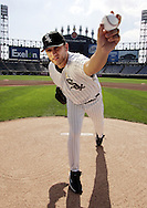 Chicago White Sox pitcher Mark Buehrle.