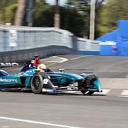 Roma 13/04/2018 <br /> ABB FIA Formula E Championship<br /> Gran Premio di Roma <br /> O.Turvey su Nio