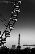 France, Paris,place de la concorde at sunset