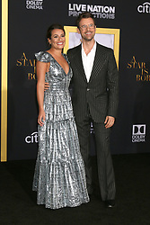 September 24, 2018 - Los Angeles, CA, USA - LOS ANGELES - SEP 24:  Lea Michele, Zandy Reich at the ''A Star is Born'' LA Premiere at the Shrine Auditorium on September 24, 2018 in Los Angeles, CA  (Credit Image: © Kathy Hutchins via ZUMA Wire)
