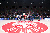 OLIMPIA MILANO mini-basket