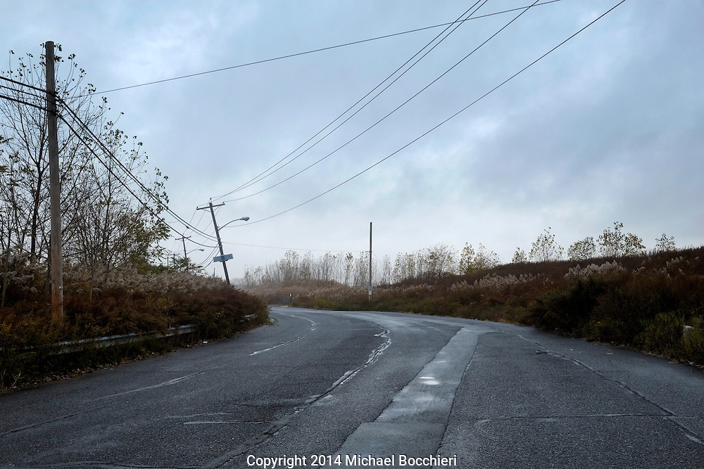 LYNDHURST, NJ - November 12:  General view on November 12, 2014 in LYNDHURST, NJ.  (Photo by Michael Bocchieri/Bocchieri Archive)