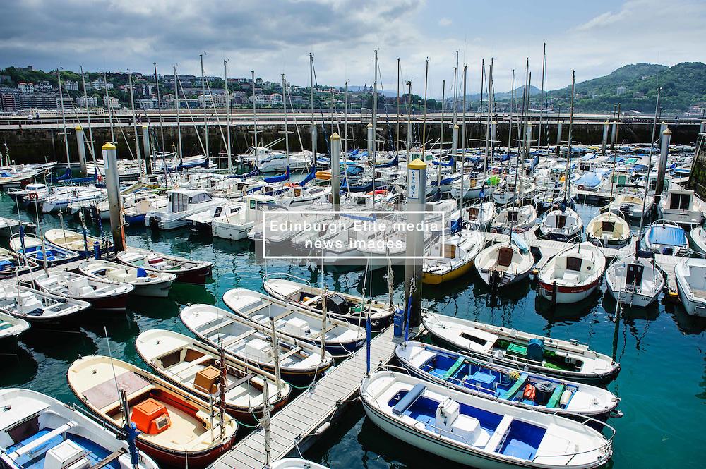 Marina at San Sebastian, Cantabria, Spain<br /> <br /> (c) Andrew Wilson | Edinburgh Elite media