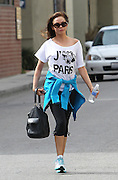 18.FEBRUARY. LOS ANGELES<br /> <br /> ROSE McGOWAN LEAVING THE GYM IN STUDIO CITY.<br /> <br /> BYLINE: EDBIMAGEARCHIVE.COM<br /> <br /> *THIS IMAGE IS STRICTLY FOR UK NEWSPAPERS AND MAGAZINES ONLY*<br /> *FOR WORLD WIDE SALES AND WEB USE PLEASE CONTACT EDBIMAGEARCHIVE - 0208 954 5968*