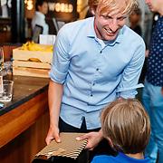 NLD/Amsterdam/20180511 - Boekpresentatie Henri Schut genaamd Topfit, Ronald Mulder