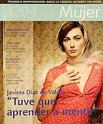 Portada Revista Mujer